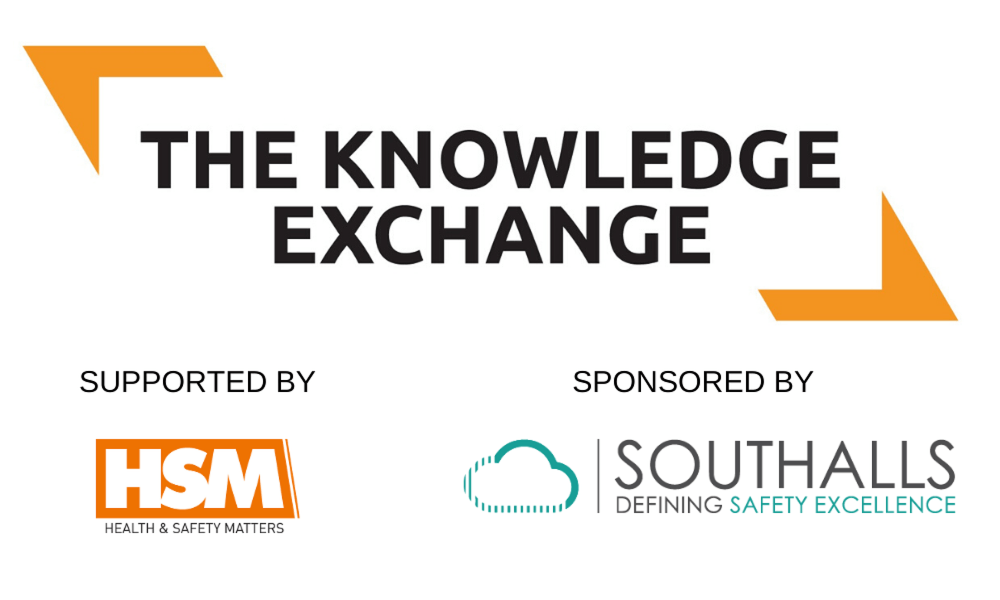 The Knowledge Exchange at The Health and Safety Event