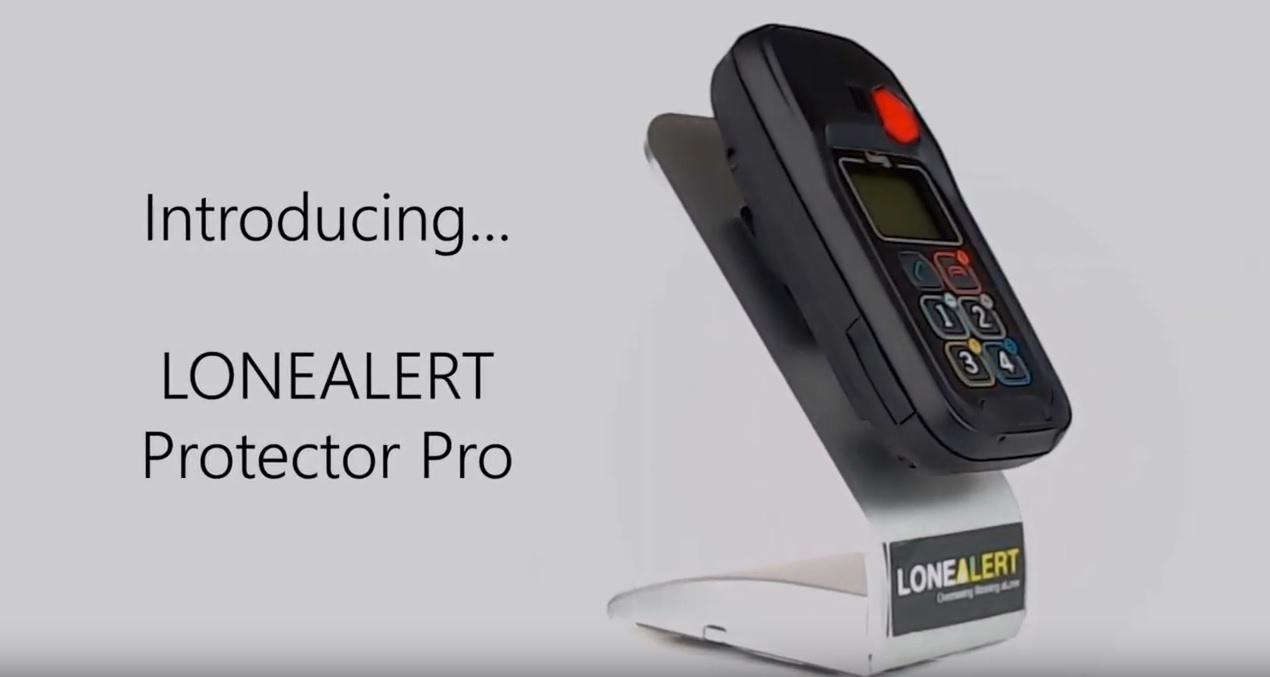 Protector Pro - LONEALERT Product Video