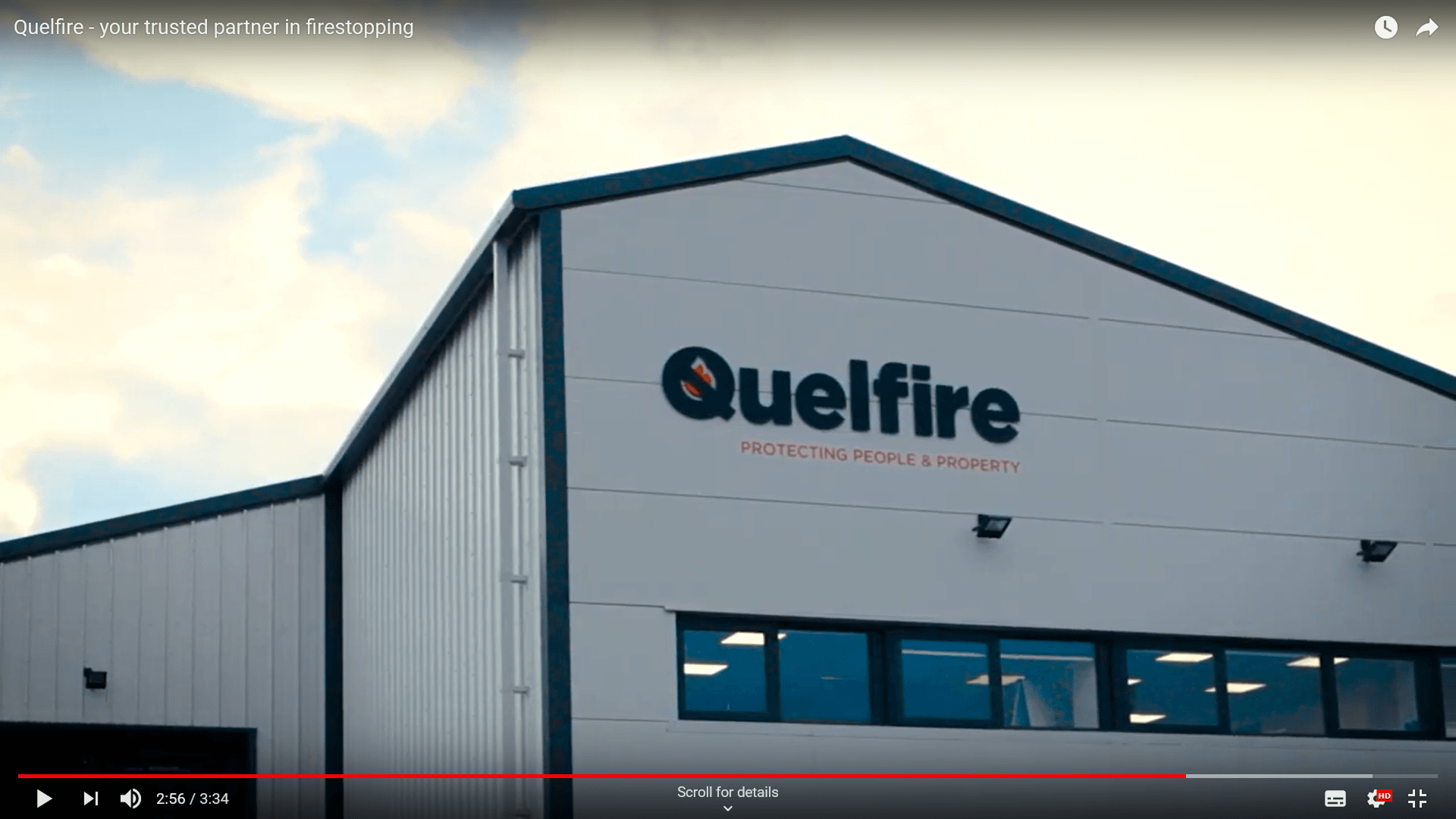 Who is Quelfire?